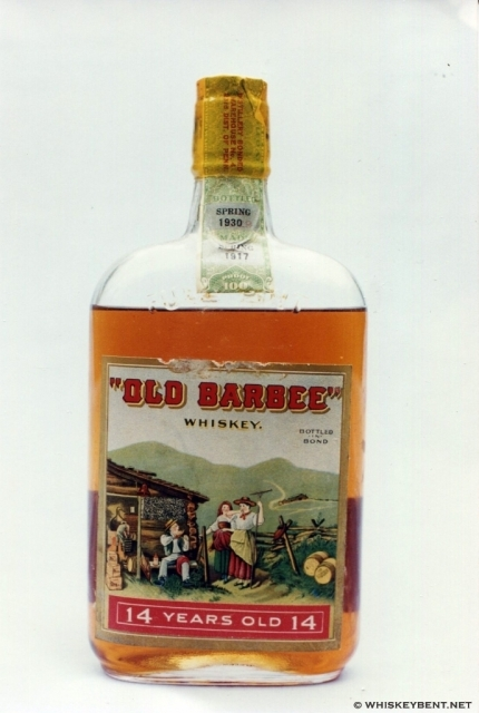 Old Barbee Whiskey
