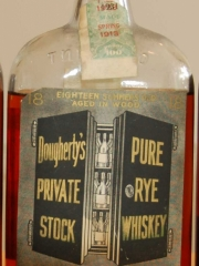 Dougherty's Private Stock