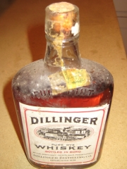Dillinger Pure Rye
