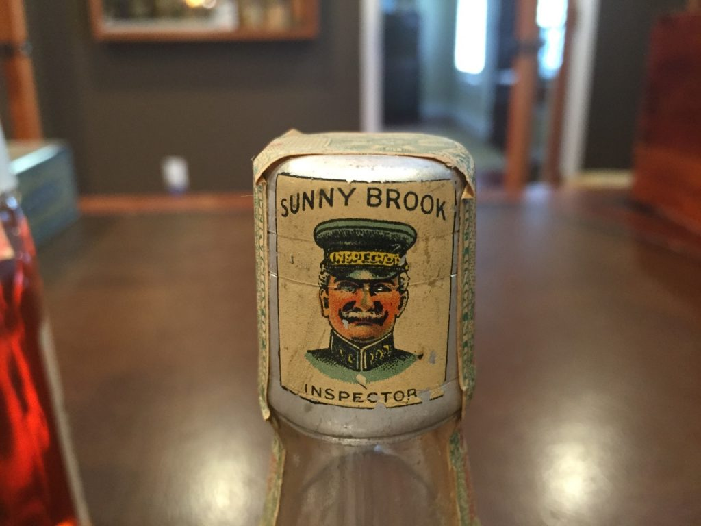 Old Sunny Brook Inspector
