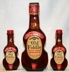 Old Fiddle Kentucky Straight Bourbon Whiskey