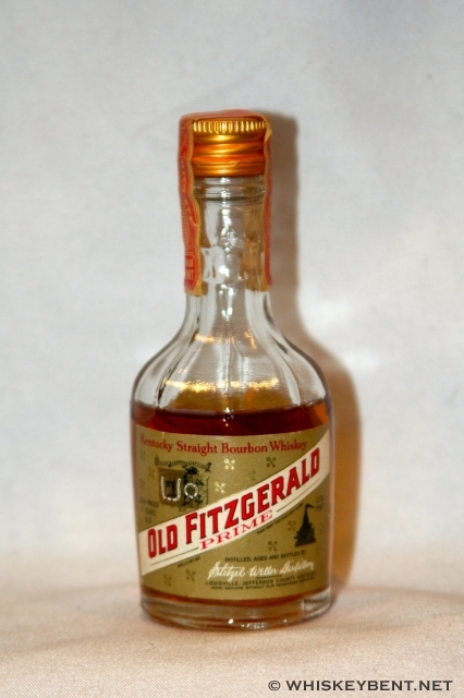 Old Fitzgerald Prime 1/10 Pint