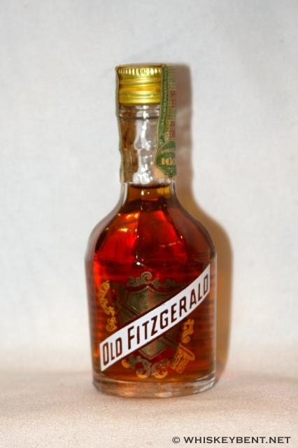 Old Fitzgerald Bottled in Bond 1/10 Pint