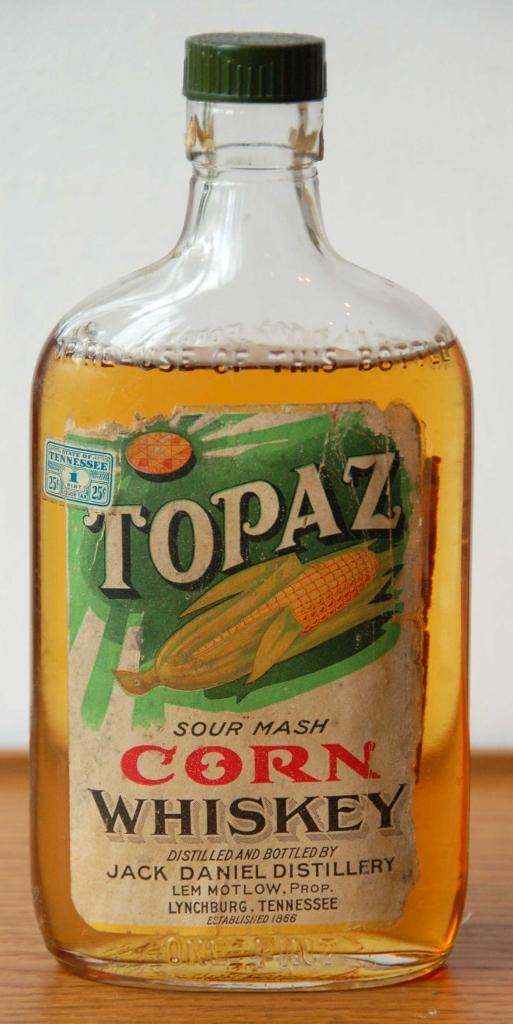 Topaz Whiskey
