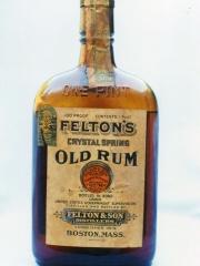 Felton's Old Rum