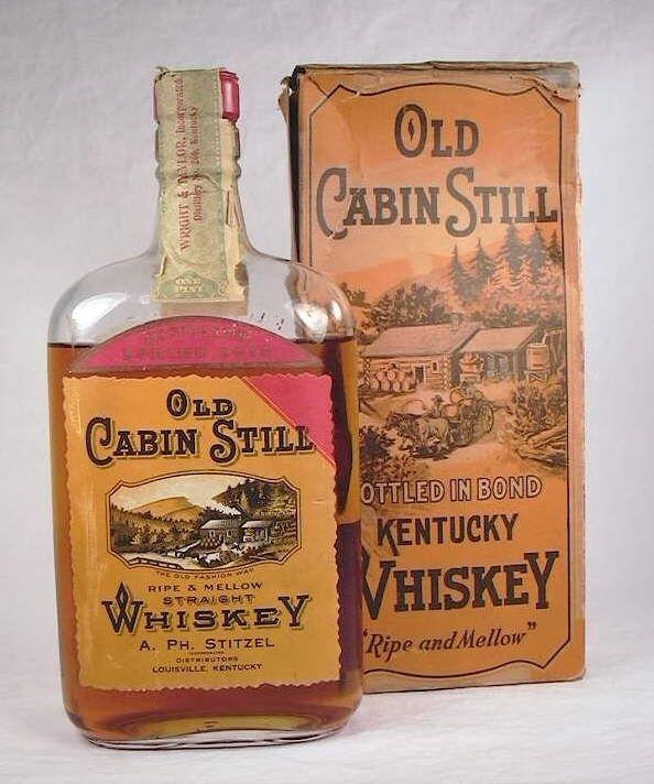 Old Cabin Still