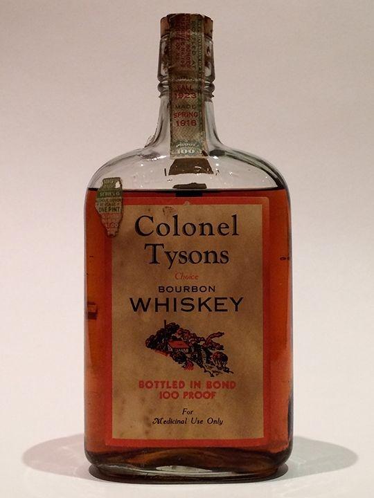 Colonel Tyson's