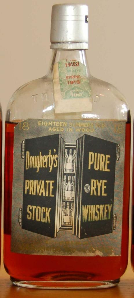 Dougherty's Private Stock