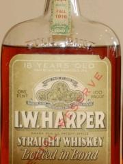 I.W. Harper