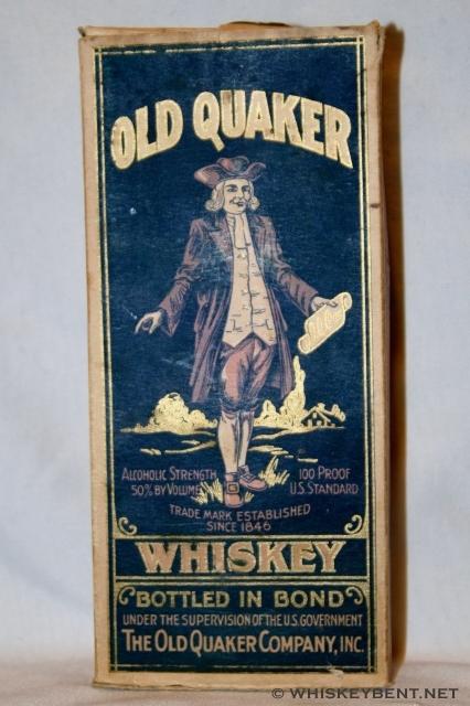 Old Quaker Box