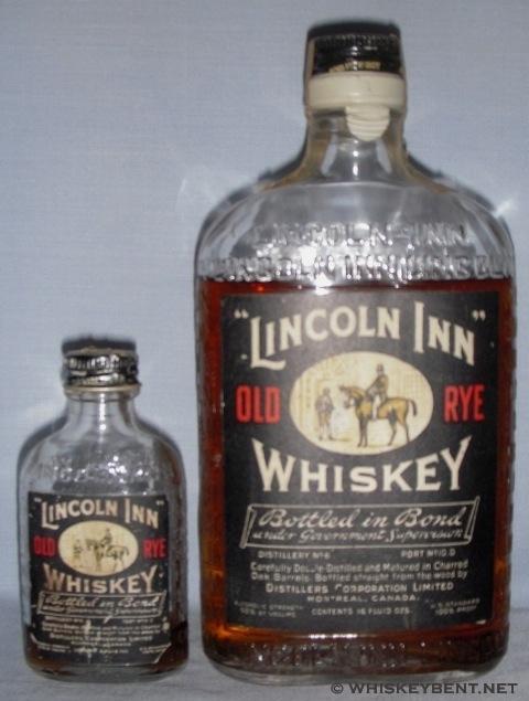 LIncoln Inn Old Rye
