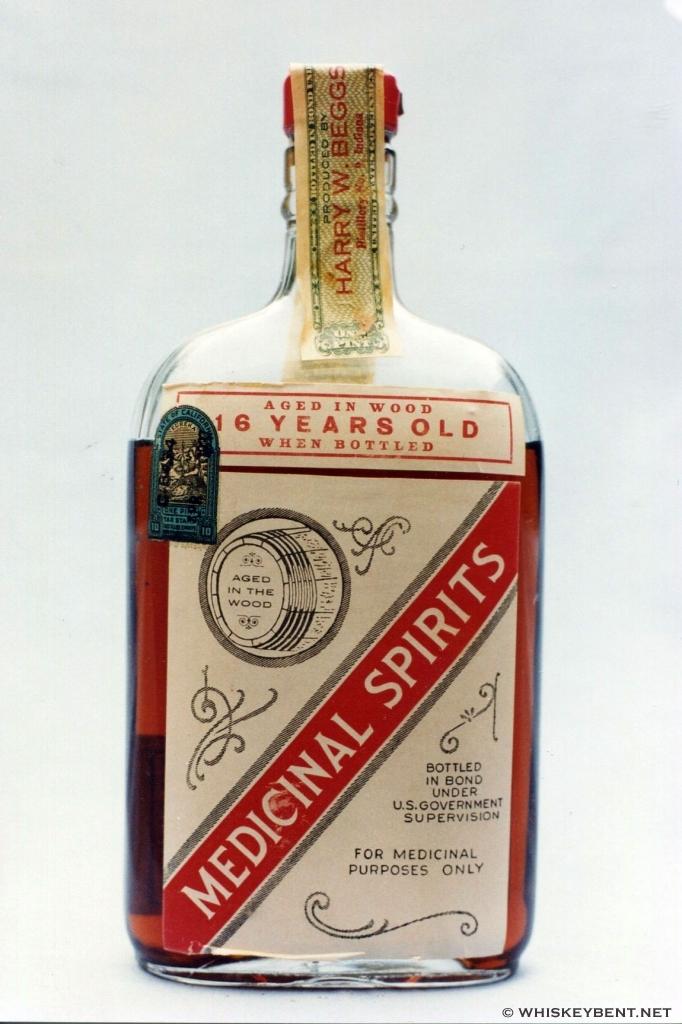 Medicinal Spirits