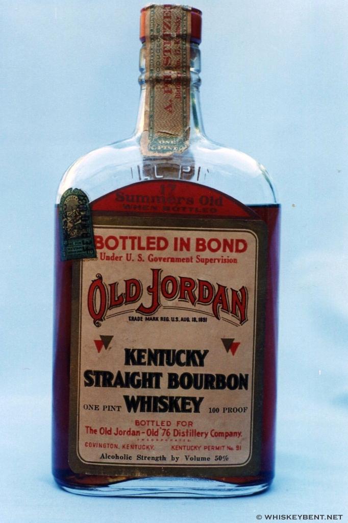 Old Jordan