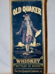 Old Quaker Box