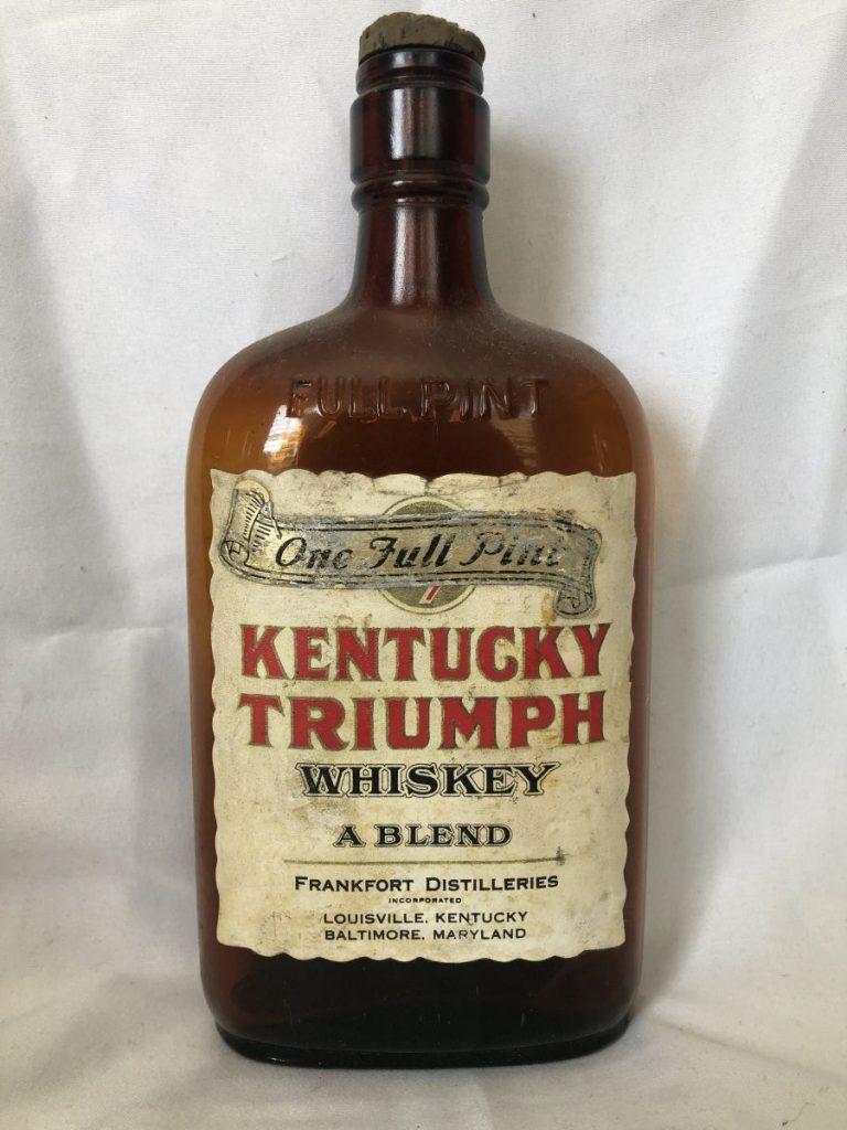 Kentucky Triumph Whiskey