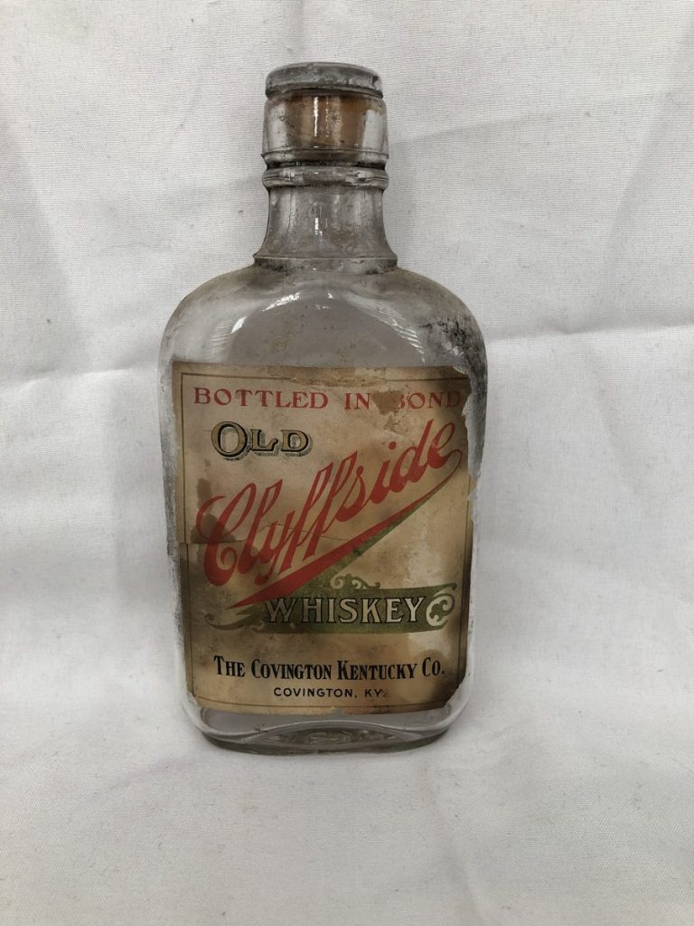 Old Cliffside Whiskey