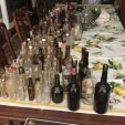 Whiskey Bottle Collection For Sale