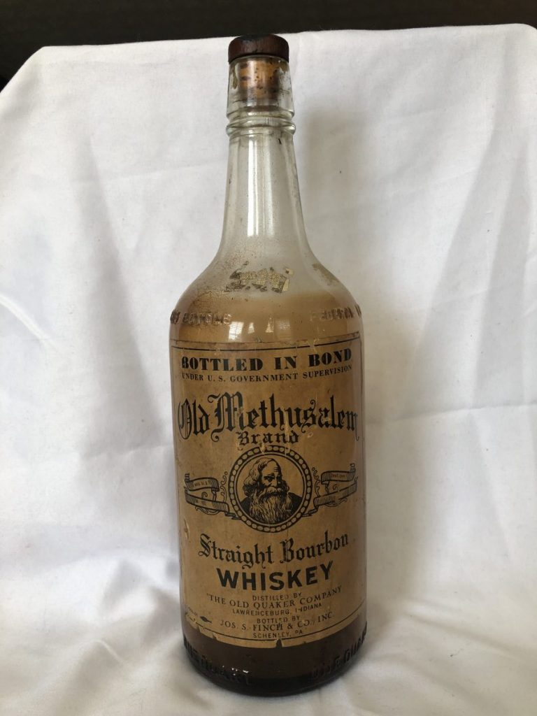 Old Methusalem Whiskey