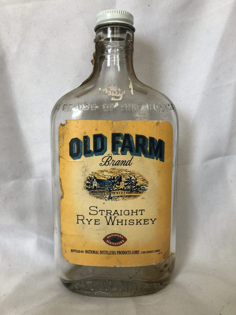 Old Farm Rye Whiskey