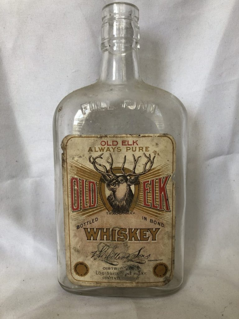Old Elk Whiskey