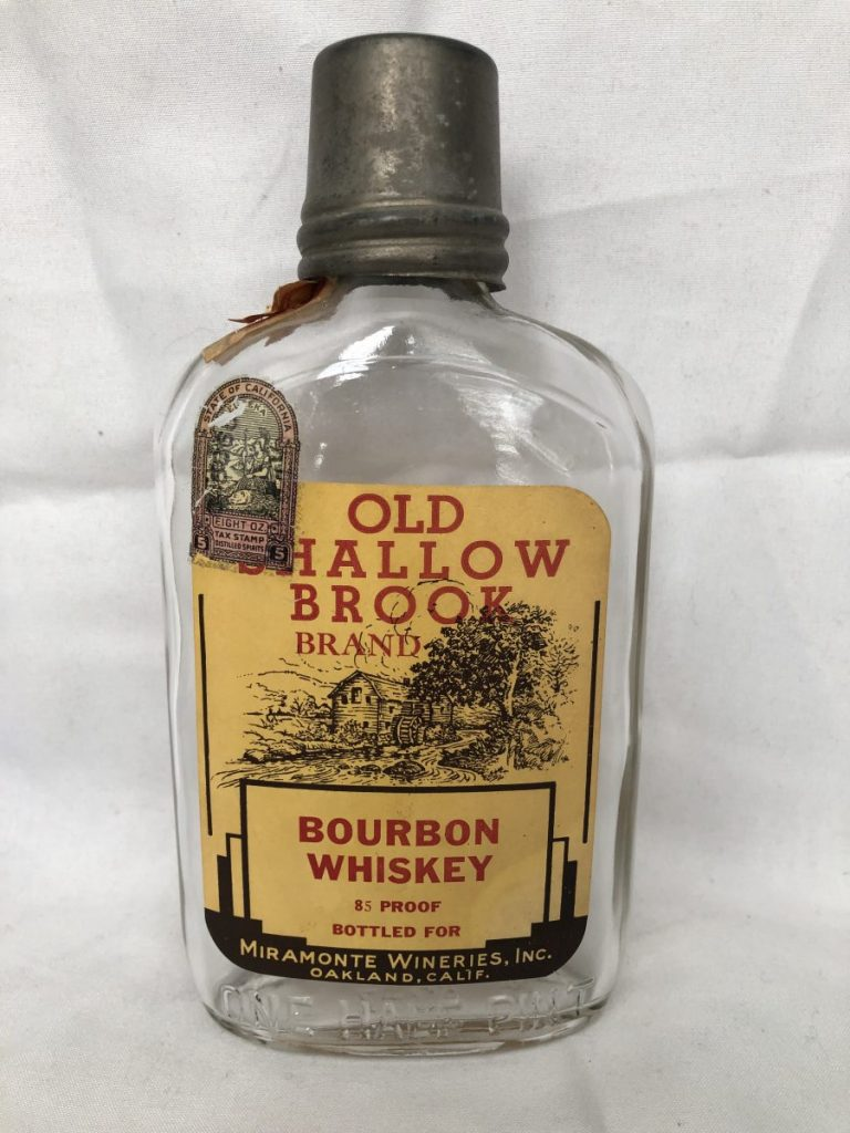 Old Shallow Brook Bourbon
