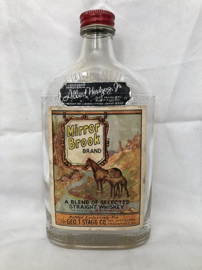 Mirror Brook Whiskey