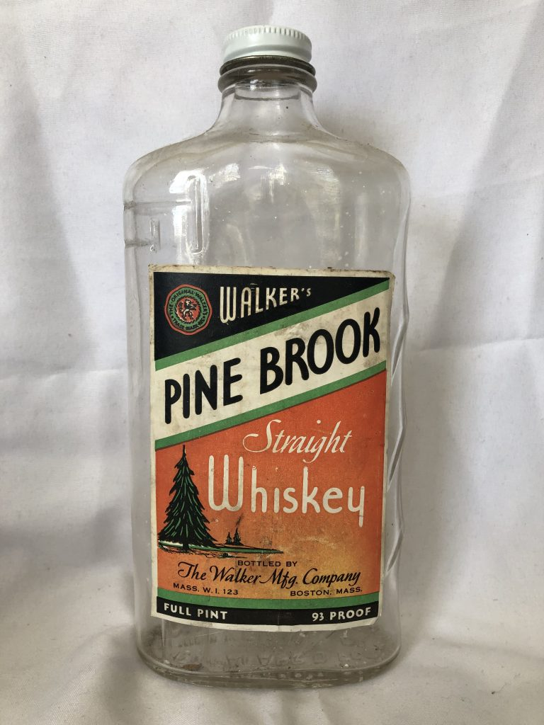 Pine Brook Whiskey