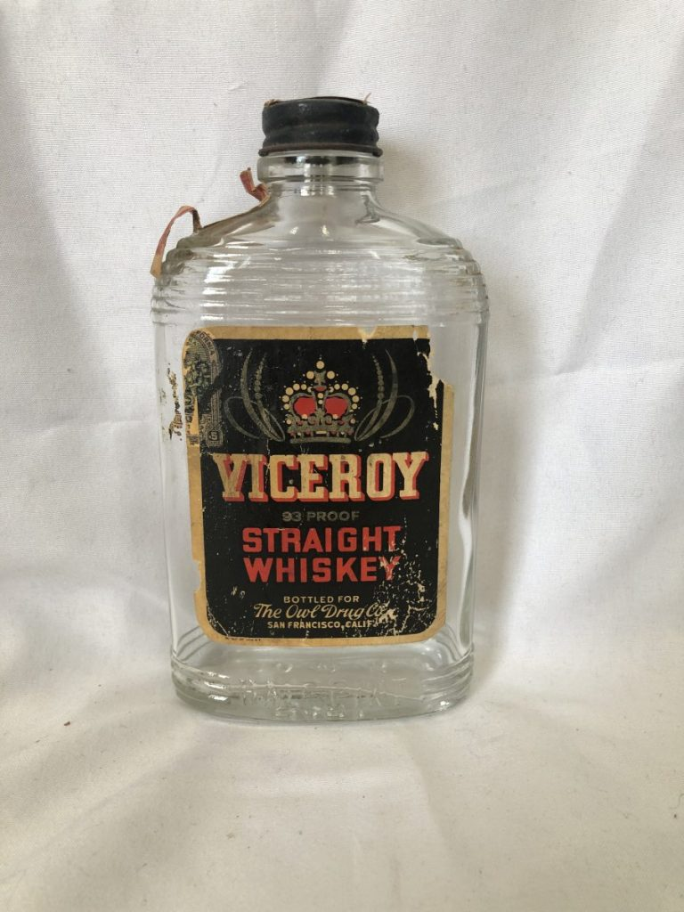 Viceroy Straight Whiskey