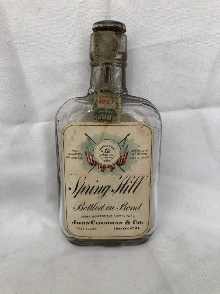 Spring Hill Whiskey