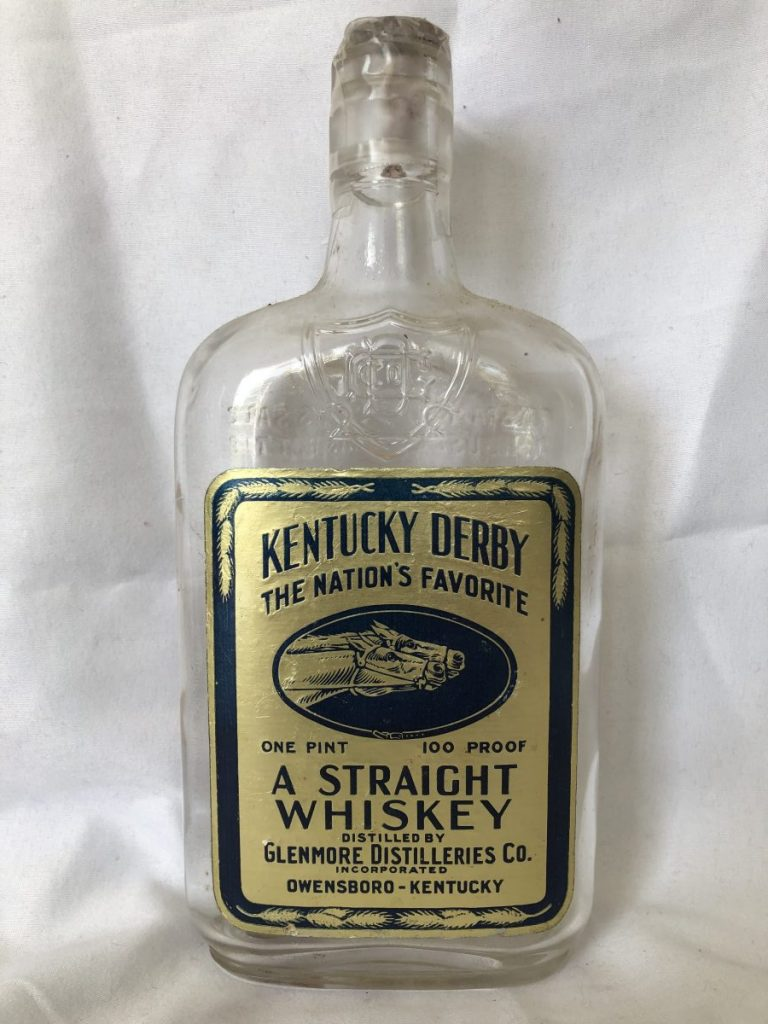 Kentucky Derby Straight Whiskey