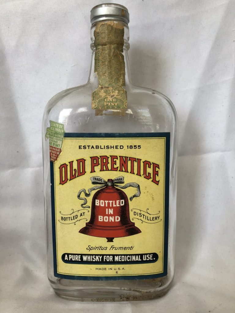 Old Prentice Whiskey