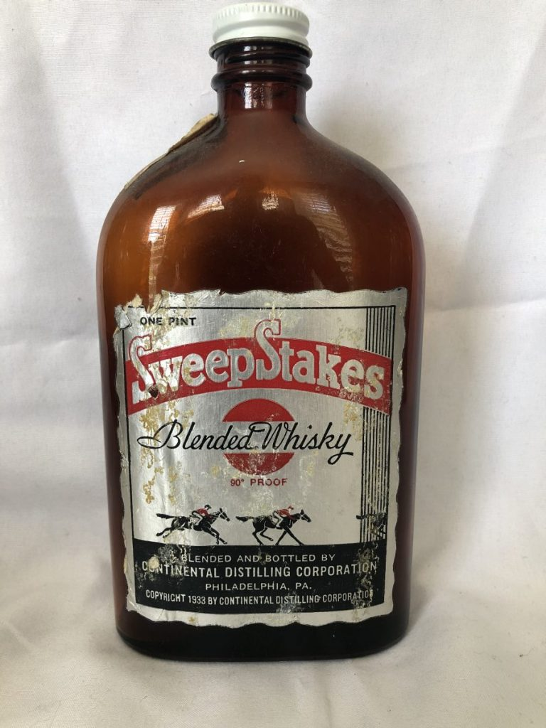 Sweepstakes Blended Whisky