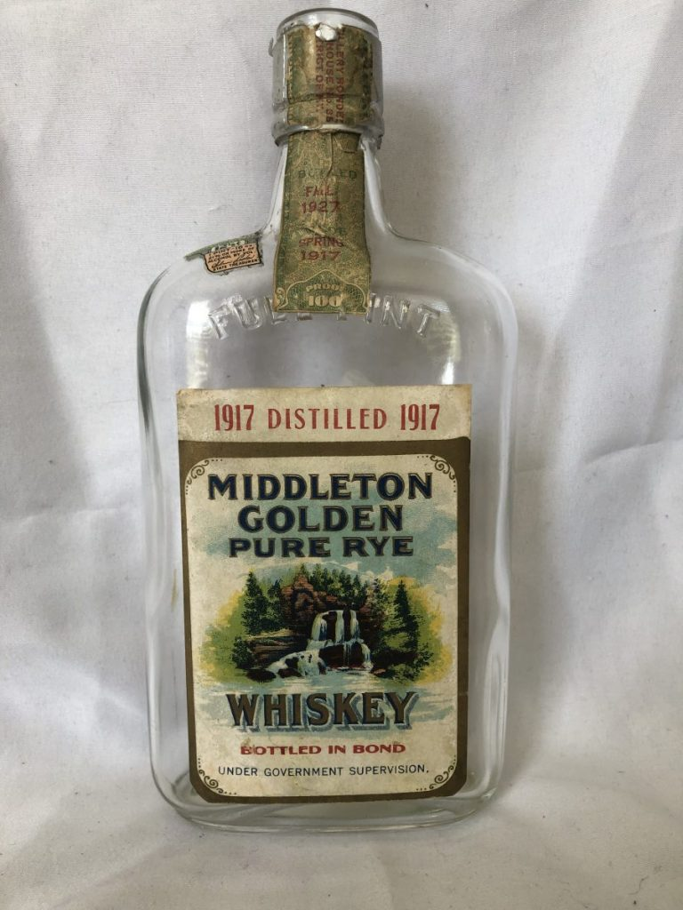 Middleton Golden Rye Whiskey