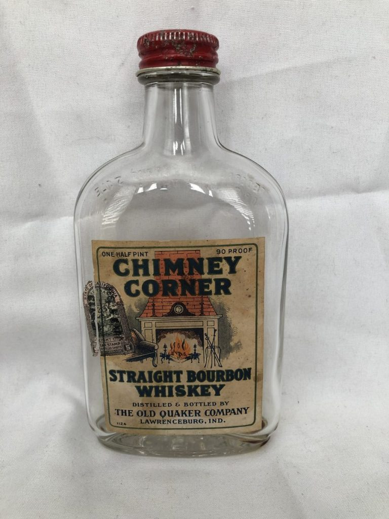 Chimney Corner Straight Bourbon Whiskey