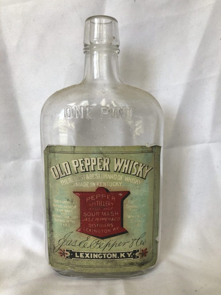 Old Pepper Whiskey