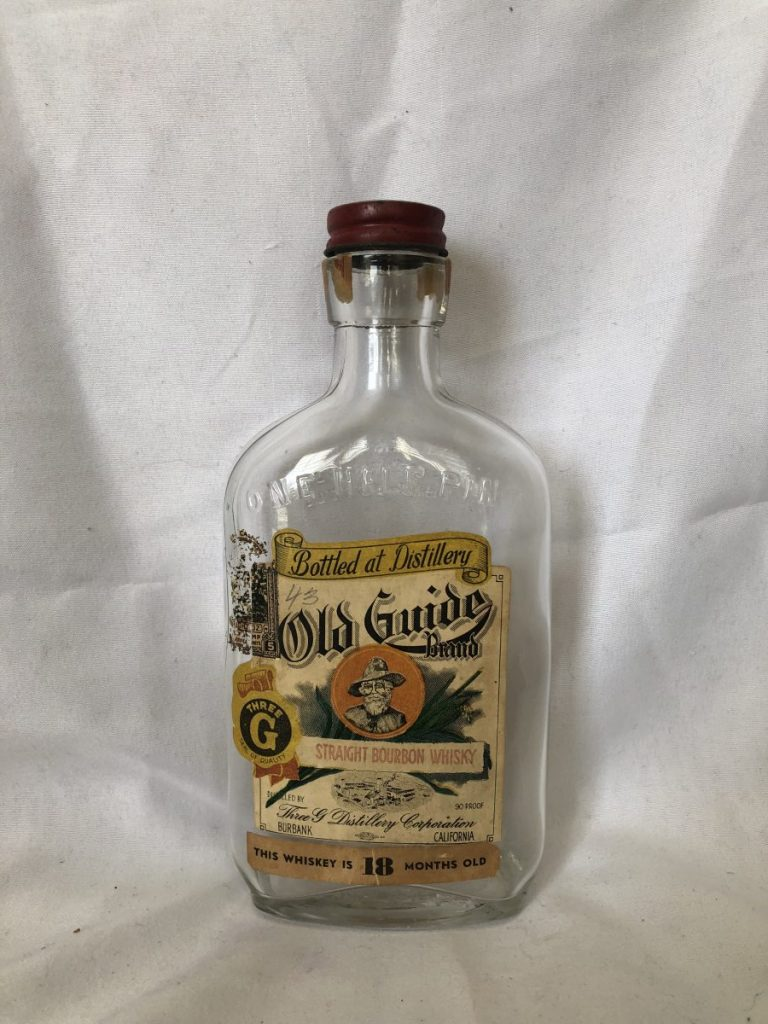 Old Guide Whiskey