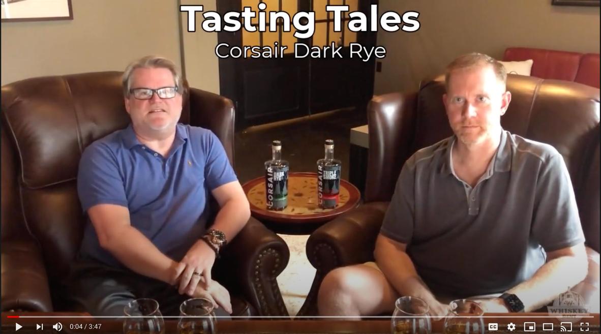Corsair Dark Rye